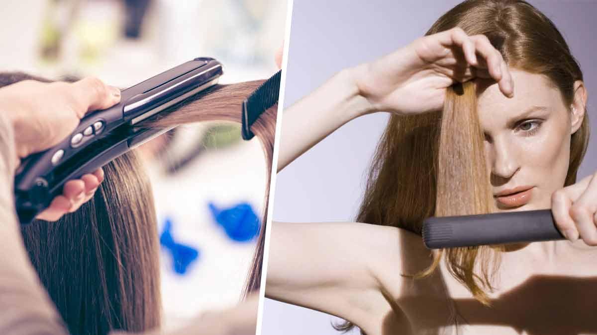 Cheveux : Voici pour vous la sélection des numéros 1 du fer à lisser