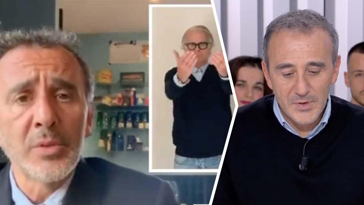 Elie Semoun étrillé sur la Toile après sa parodie de langue des signes. L'humoriste répond cash !