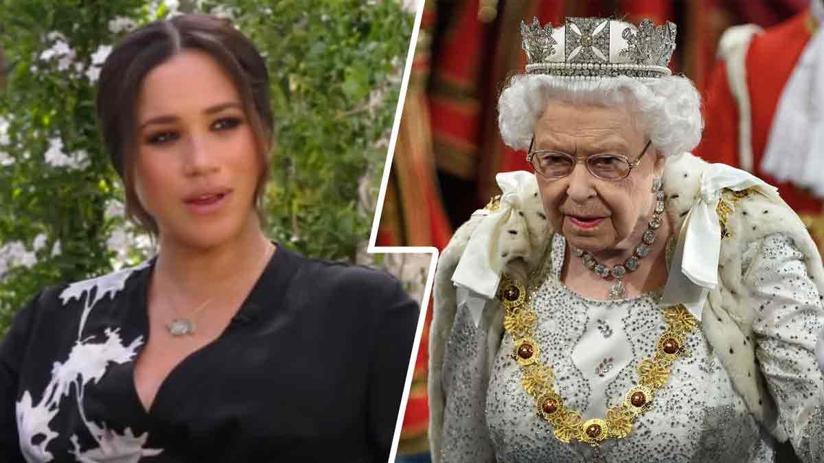 Elisabeth II : cet entretien exclusif de Meghan Markle va faire frissonner la Couronne.