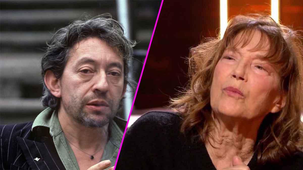 Jane Birkin : cette confidence CHOC de l'actrice sur son ex Serge Gainsbourg