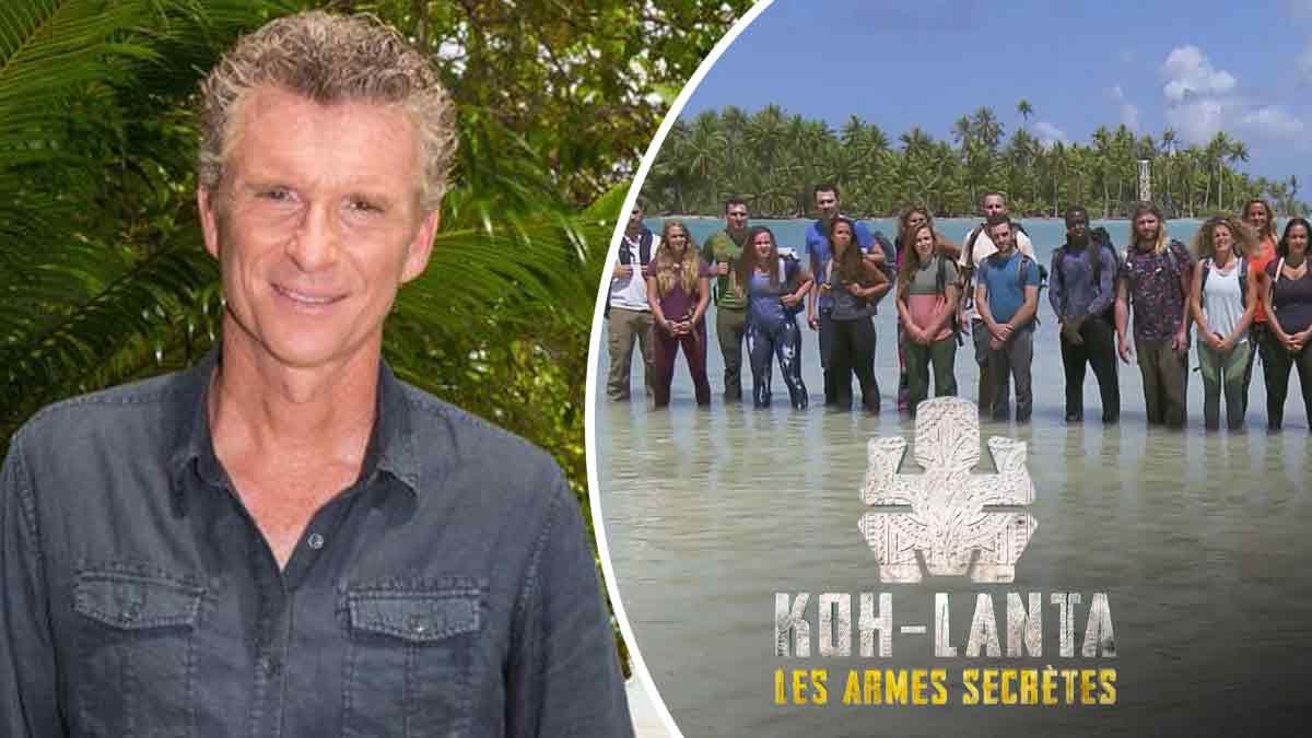 Koh-Lanta Les armes secrètes : Denis Brogniart balance deux infos exclusives sur les épisodes à venir