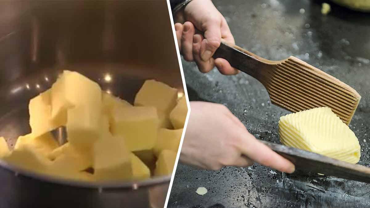 Le beurre en cuisine : découvrez cet usage dangereux pour votre santé