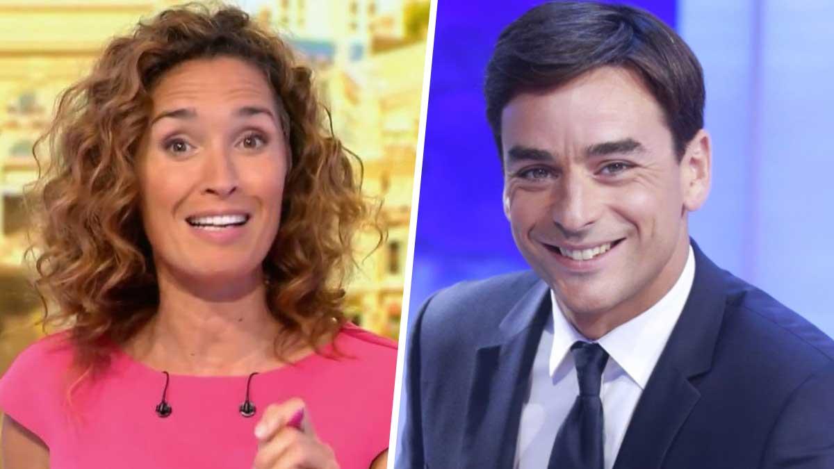 Marie-Sophie Lacarrau a—t-elle du souci à se faire avec TF1 devant le franc-succès de Julian Bugier ?