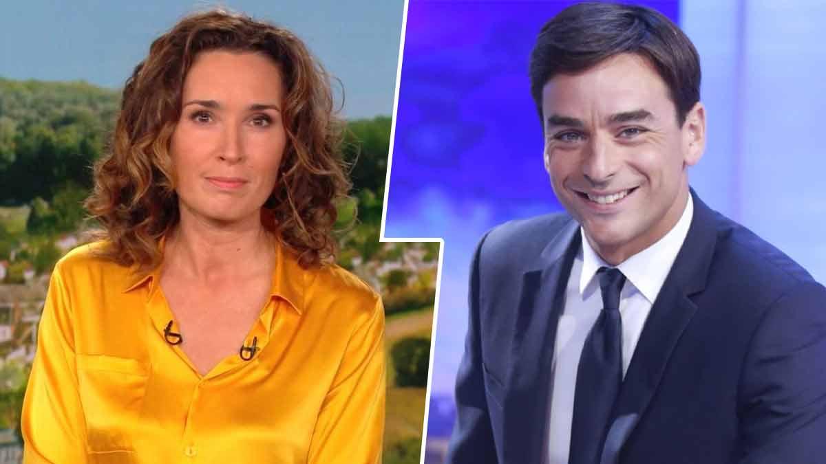 Marie-Sophie Lacarrau : audiences TF1 effondrées Julian Bugier explose-t-il sur France 2 ?