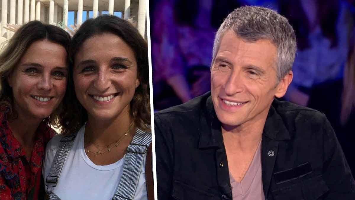 Marine Vignes fait des confidences sur son ex Nagui et Nina leur fille de 23 ans