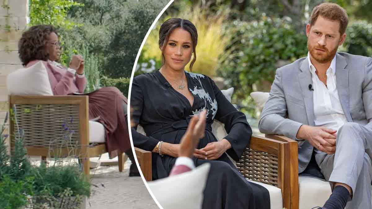 Meghan Markle et Harry reconnaît leur énorme mensonge lors de leur interview-vérité à Oprah Winfrey