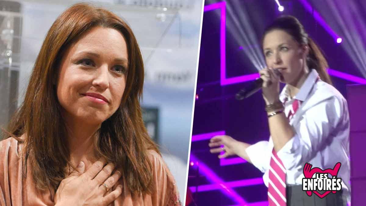 Natasha St-Pier: écartée des Enfoirés la chanteuse dézingue violemment l'organisation