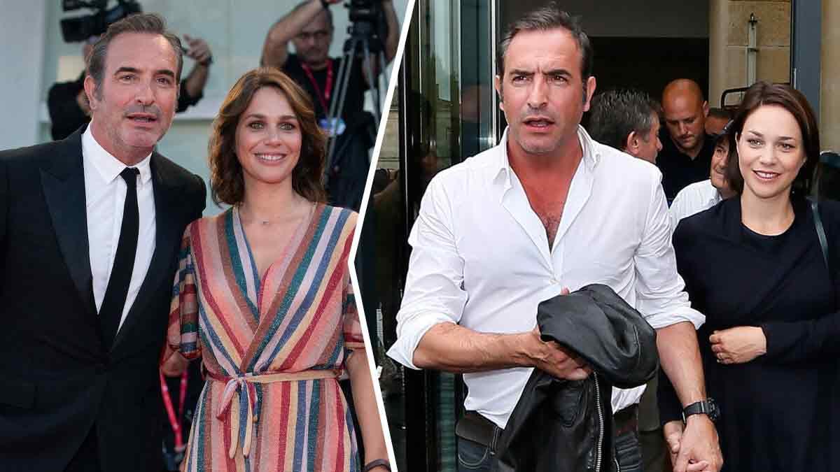 Nathalie Péchalat et Jean Dujardin : frappé par le deuil le couple partage un message déchirant