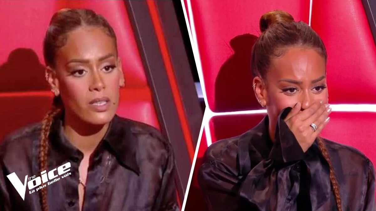 """""""Oui on peut se louper"""" : Amel Bent regrette amèrement son énorme erreur dans The Voice 10"""