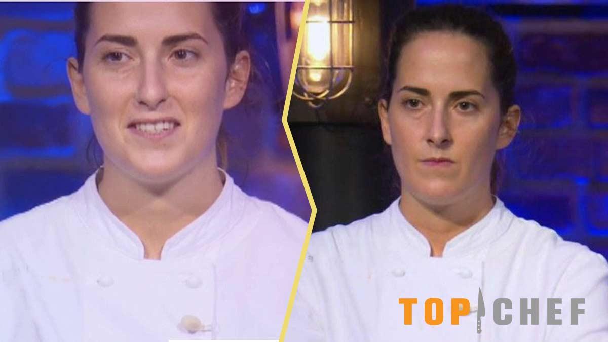 Pauline éliminée de Top Chef et devient la première femme à quitter le programme