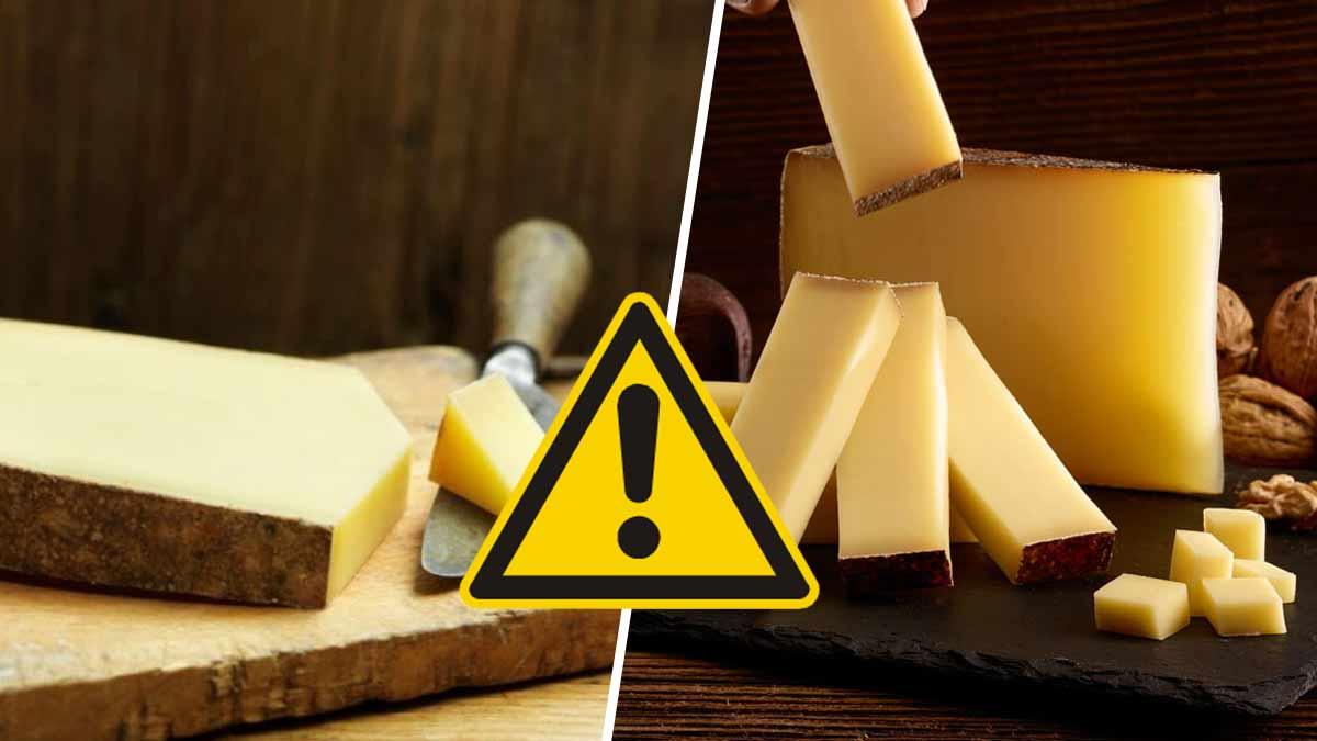 Rappel produit : ces comtés râpés bien connus qu'il faut surtout éviter de consommer !