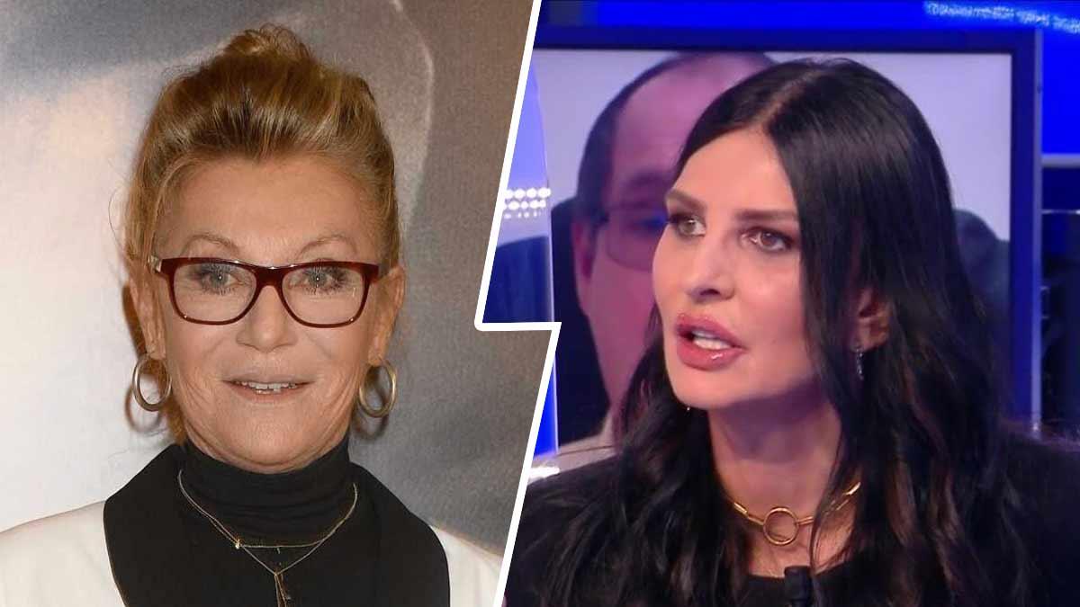 Sylvie Ortega traite son ex belle-mère Sheila de « moins que rien » et de « garce » !