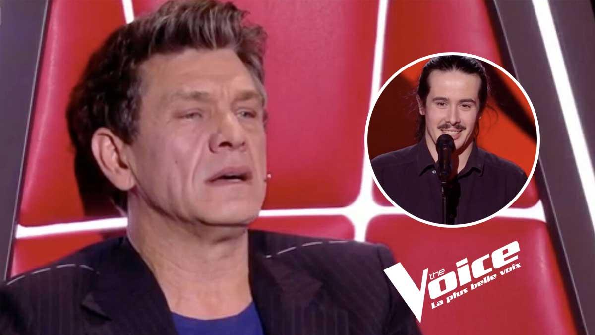 The Voice 10 : Marc Lavoine plongé dans une émotion sans pareille suite au passage d'un talent