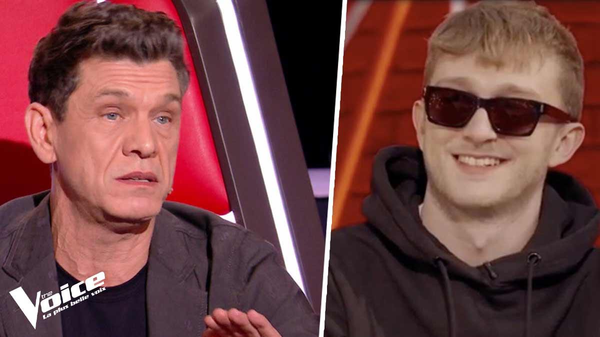 The Voice 2021 : ce que les internautes reprochent à Vald le co-coach du chanteur Marc Lavoine