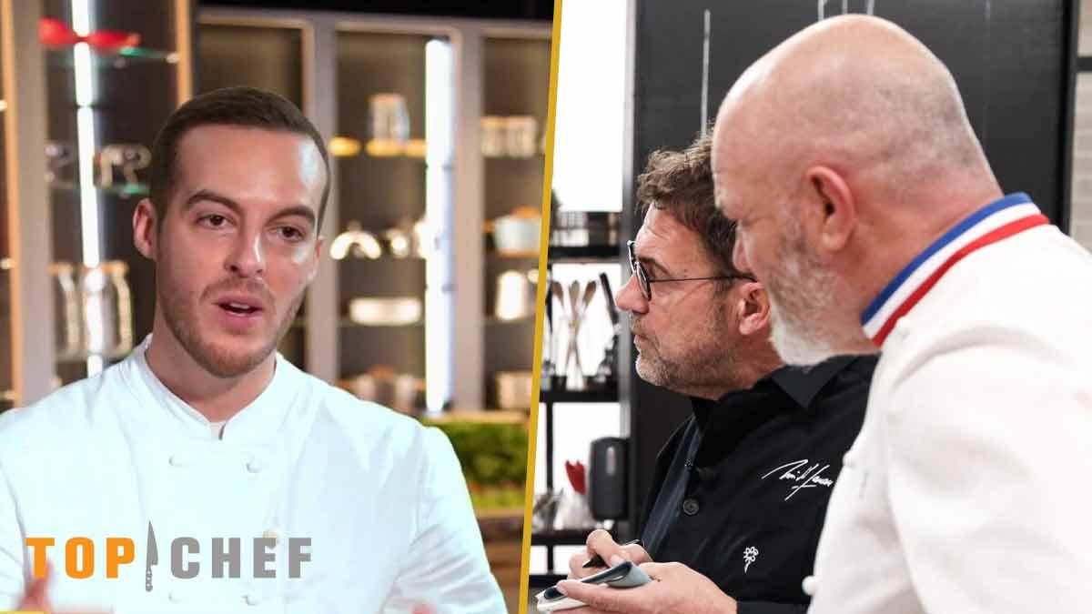 Top Chef 12 : accident de show élimination de Bruno...Une soirée ponctuée de chamailleries