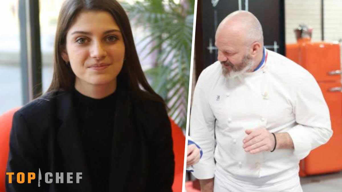 Top Chef 12 : après son élimination Charline révèle ce que lui a dit Philippe Etchebest hors-caméra