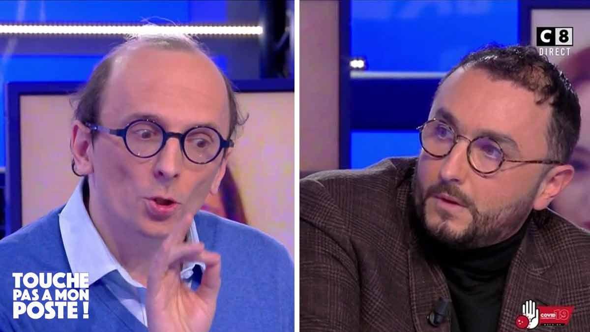 Vexé Fabrice Di Vizio quitte soudainement le plateau de TPMP après son gros clash avec un restaurateur