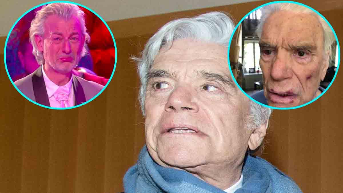 Agression de Bernard Tapie : Pris d'une vive émotion Gilles Verdez explose en sanglot en direct de TPMP