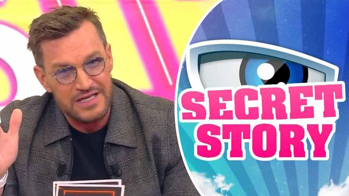 Benjamin Castaldi poursuit sa purge contre les émissions de téléréalité et s'attaque à Secret Story