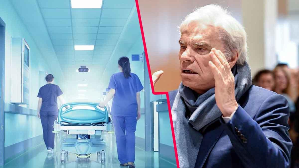Bernard Tapie surveillé de près : cette raison expliquant la grosse inquiétude de ses médecins après son agression