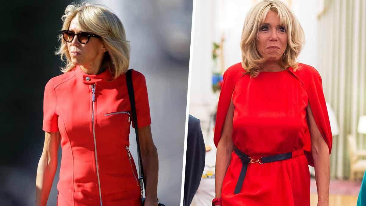 Brigitte Macron célèbre ses 68 ans : zoom sur les plus beaux looks d'été de la Première dame