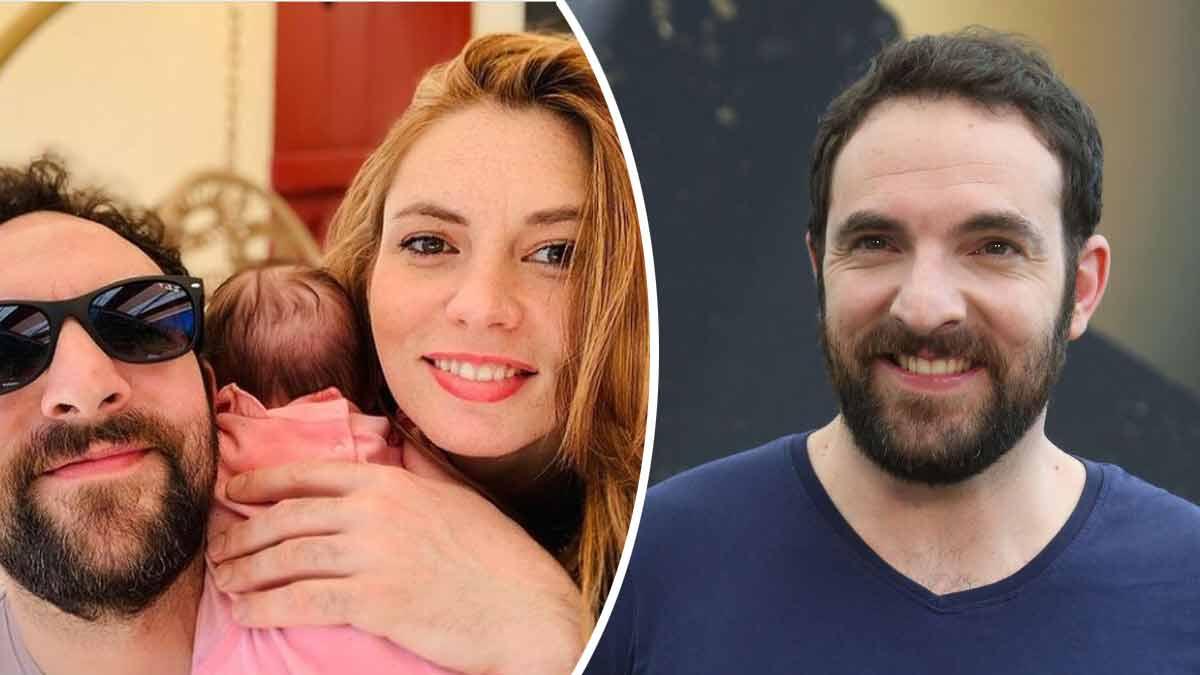 David Mora : cette déclaration d'amour délirante de l'acteur de Scènes de ménages à sa compagne Davina Vigné