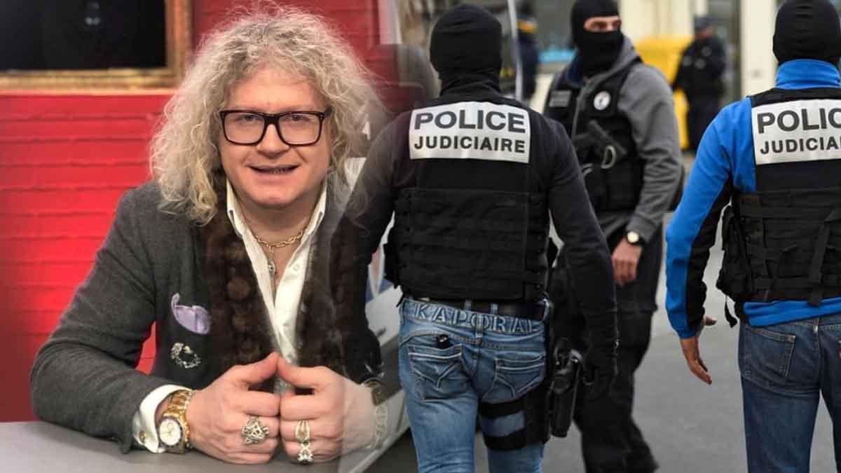 « Dîners clandestins » : Pierre-Jean Chalençon embarqué par les forces de l'ordre depuis le Palais Vivienne