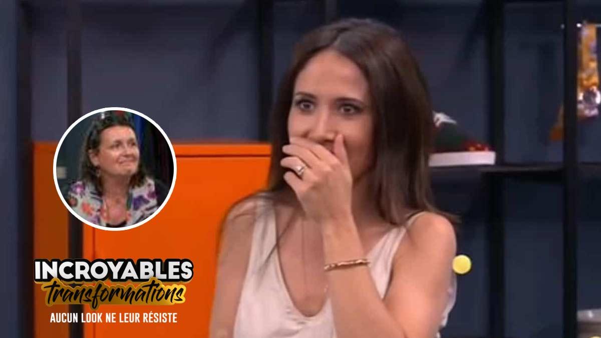 Fabienne Carat dans Incroyables Transformations : émue aux larmes face au relooking de son amie Karen