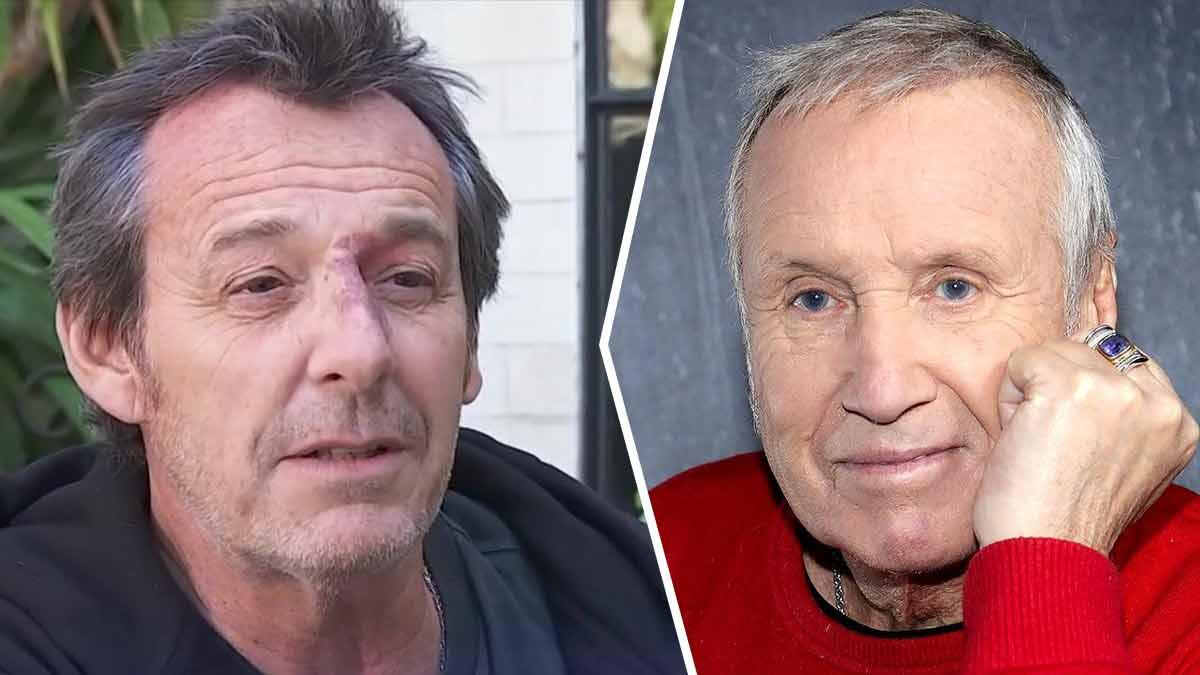Jean-Luc Reichmann brisé par la mort d'Yves Rénier