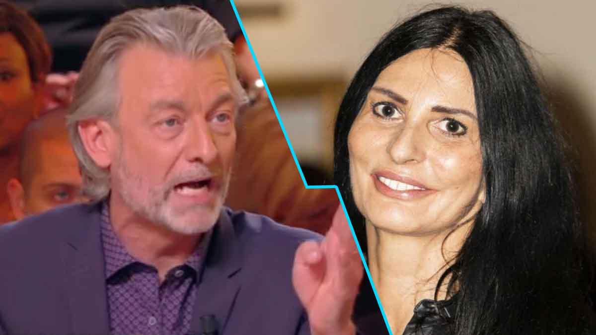« La corrompue c'est vous ! » : Gilles Verdez sort de ses gonds après que Sylvie Ortega lui ait proféré des graves accusations.