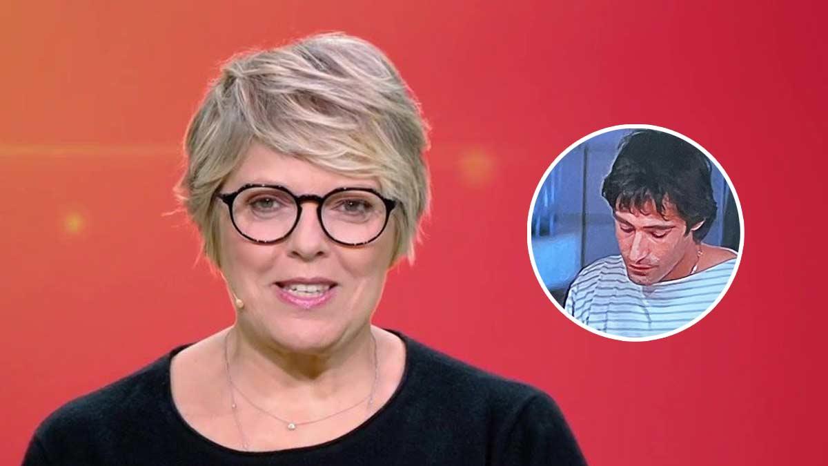 Laurence Boccolini : Tombée « raide dingue » de ce grand comédien français l'animatrice lui déclare publiquement sa flamme