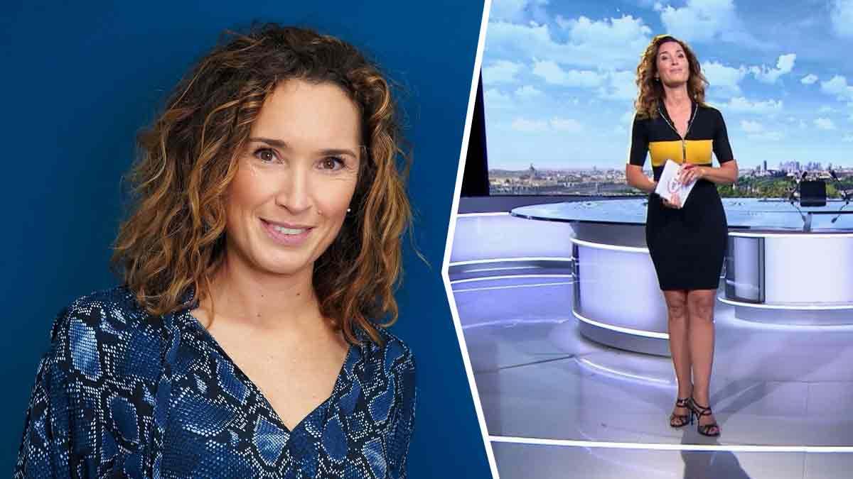 Marie-Sophie Lacarrau :L'absence prolongée du journaliste au 13H intrigue