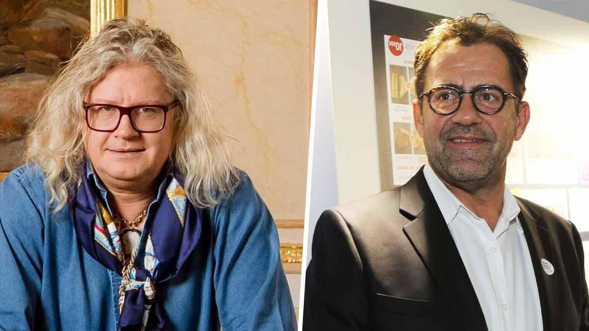 Michel Sarran et Pierre-Jean Chalençon: cité dans les dîners clandestins, le collectionneur se moque de lui !