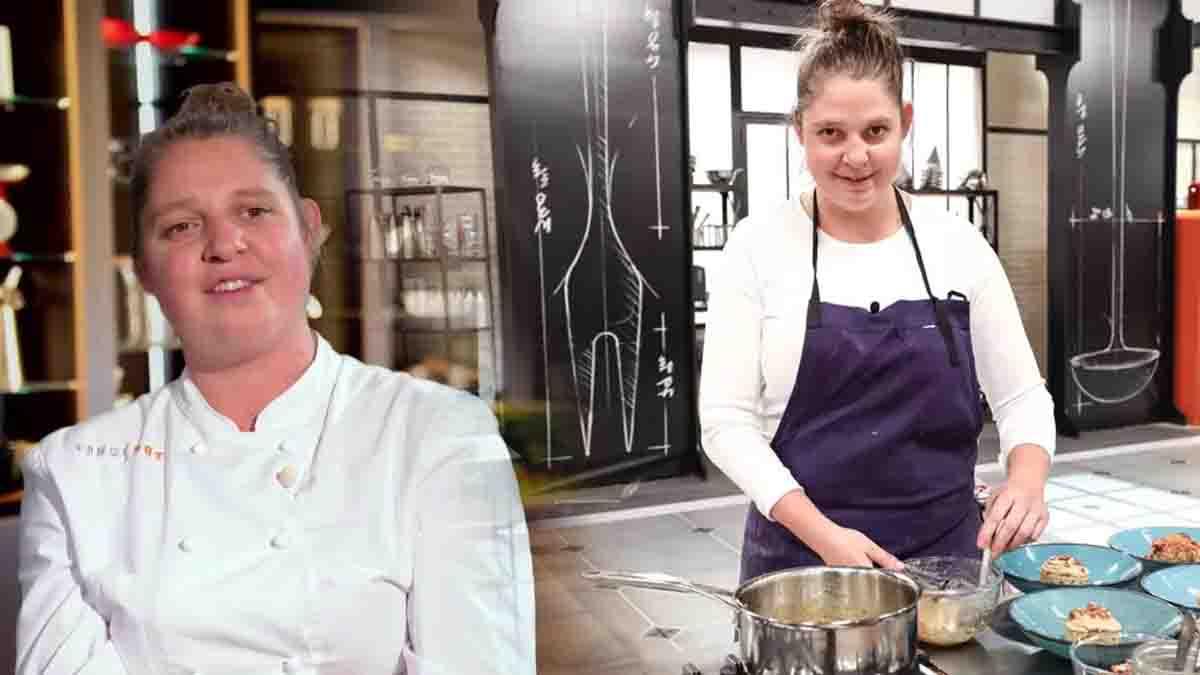 Pas vu à la télé : Chloé (Top Chef 12) s'est blessée en pleine épreuve. Intervention de la sécurité