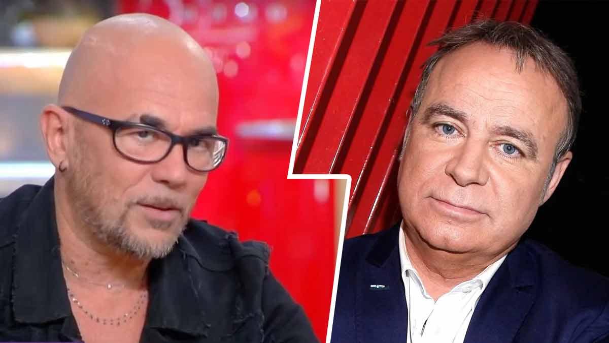 Pascal Obispo : Fabien Lecoeuvre démoli par le chanteur qui lui a même fait un doigt d'honneur