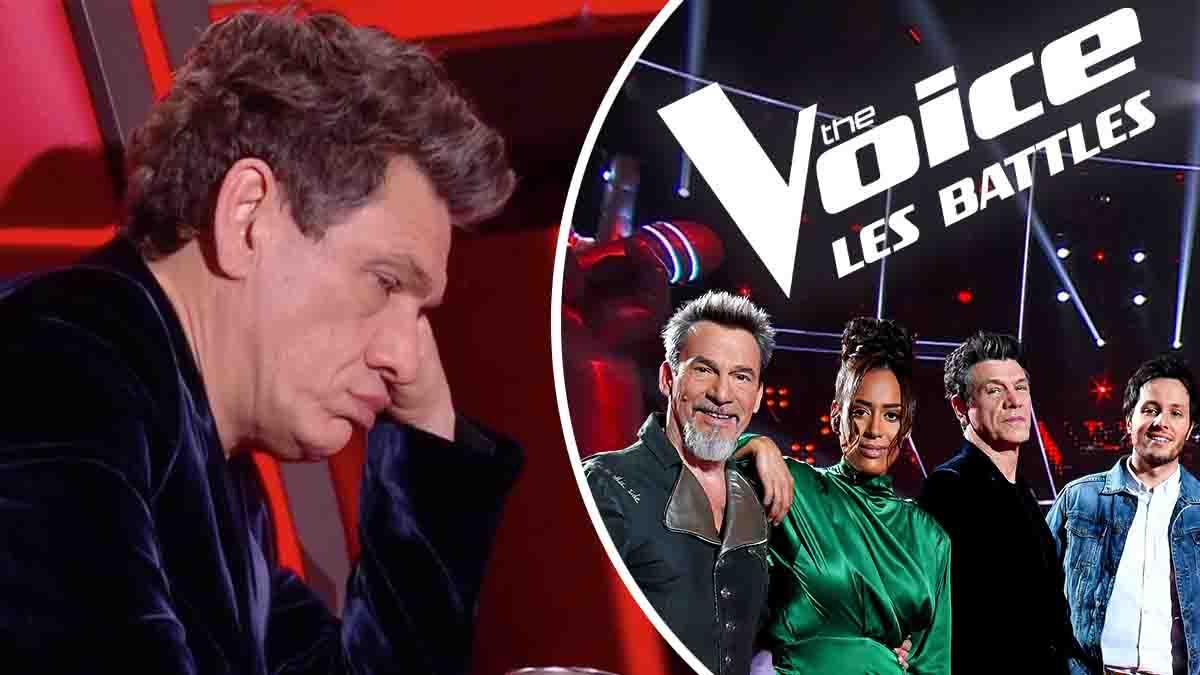 The Voice 10 ( Battles) : Cette pique de colère de Marc Lavoine contre deux talents