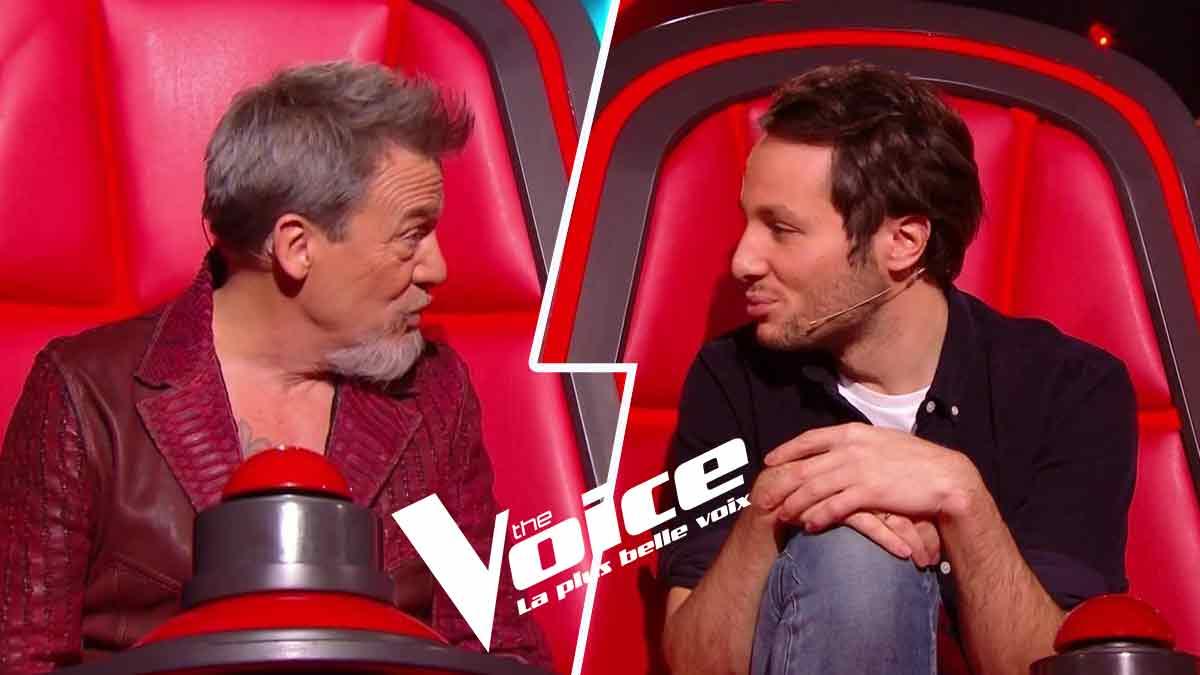 The Voice : Vianney taille en pièce un talent de Florent Pagny
