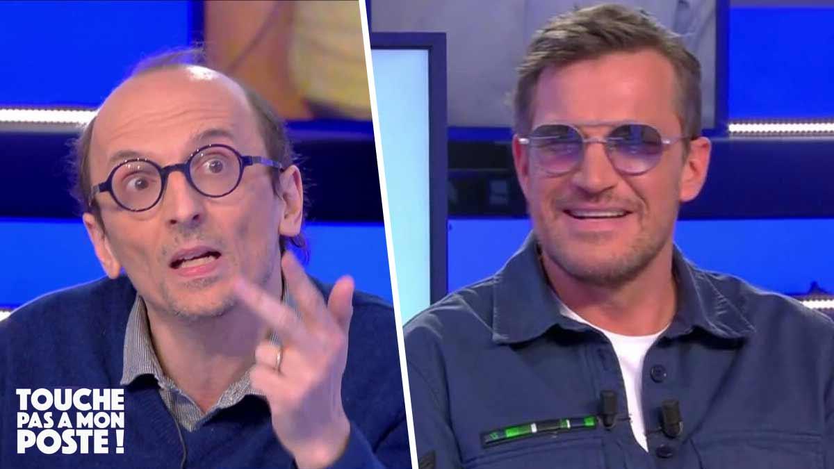 TPMP : Fabrice Di Vizio quitte le plateau après ce geste brusque de Benjamin Castaldi !