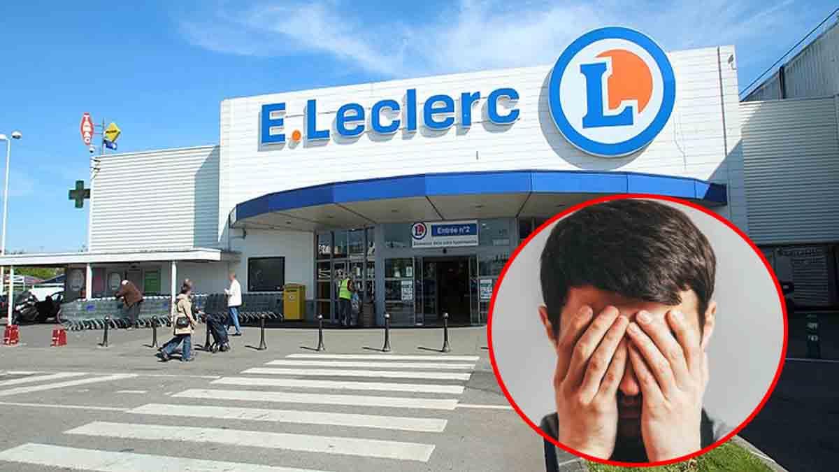 Alerte Danger chez E.Leclerc : encore une arnaque qui dévalise les comptes en banque des clients !