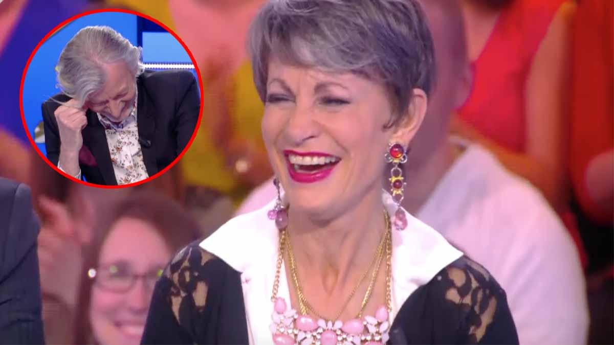 Ce fou rire contagieux entre Gilles Verdez et Isabelle Morini-Bosc !