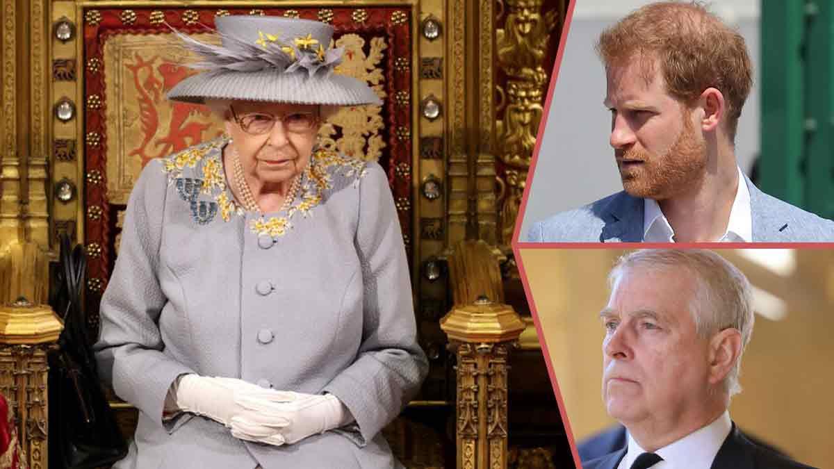Ce gros scandale auquel la reine Élisabeth II doit affronter après celui d'Andrew et Harry.
