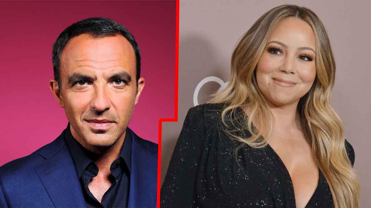 Ce jour où Mariah Carey tente de mettre dans son lit un candidat de Star Ac' devant Nikos Aliagas !