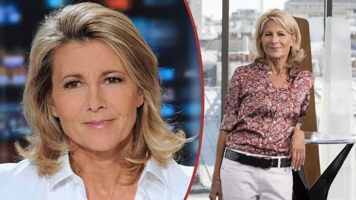 Claire Chazal : la journaliste lève enfin le voile sur son départ forcé de TF1