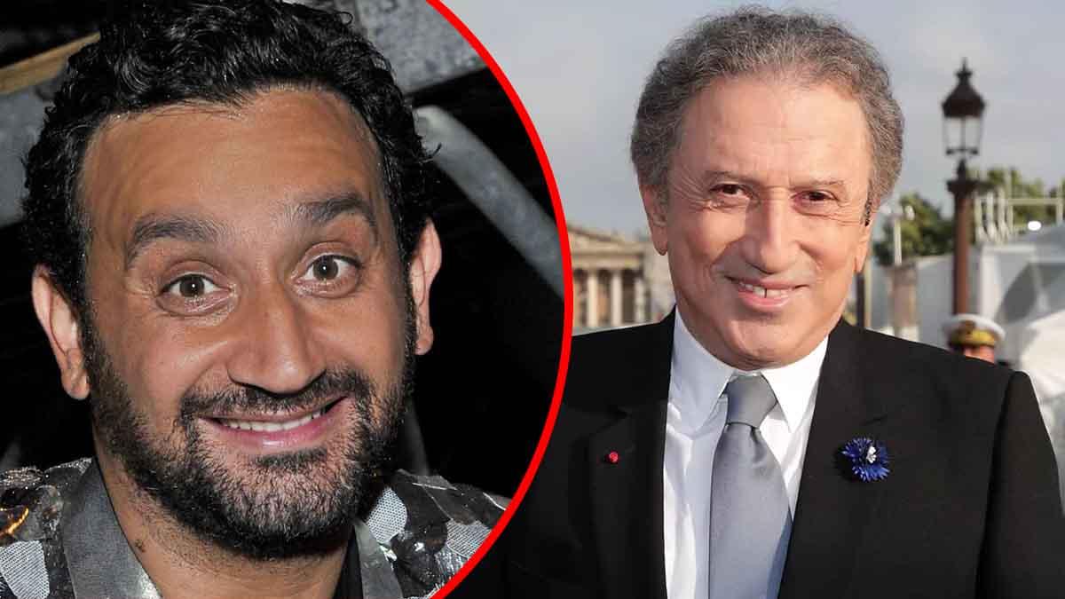 Cyril Hanouna brouillé avec Michel Drucker ? La vérité !