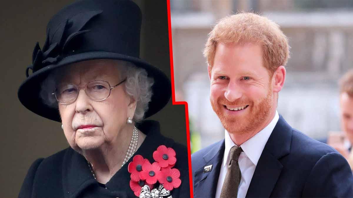 Elisabeth II a pris « très personnellement » les dernières critiques d'Harry !