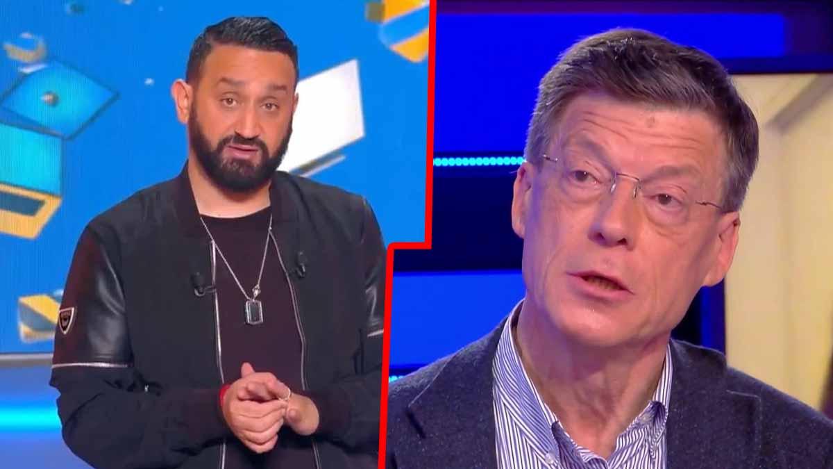 """""""Espèce de crétin"""" :Laurent Alexandre se fait insulter devant Cyril Hanouna"""