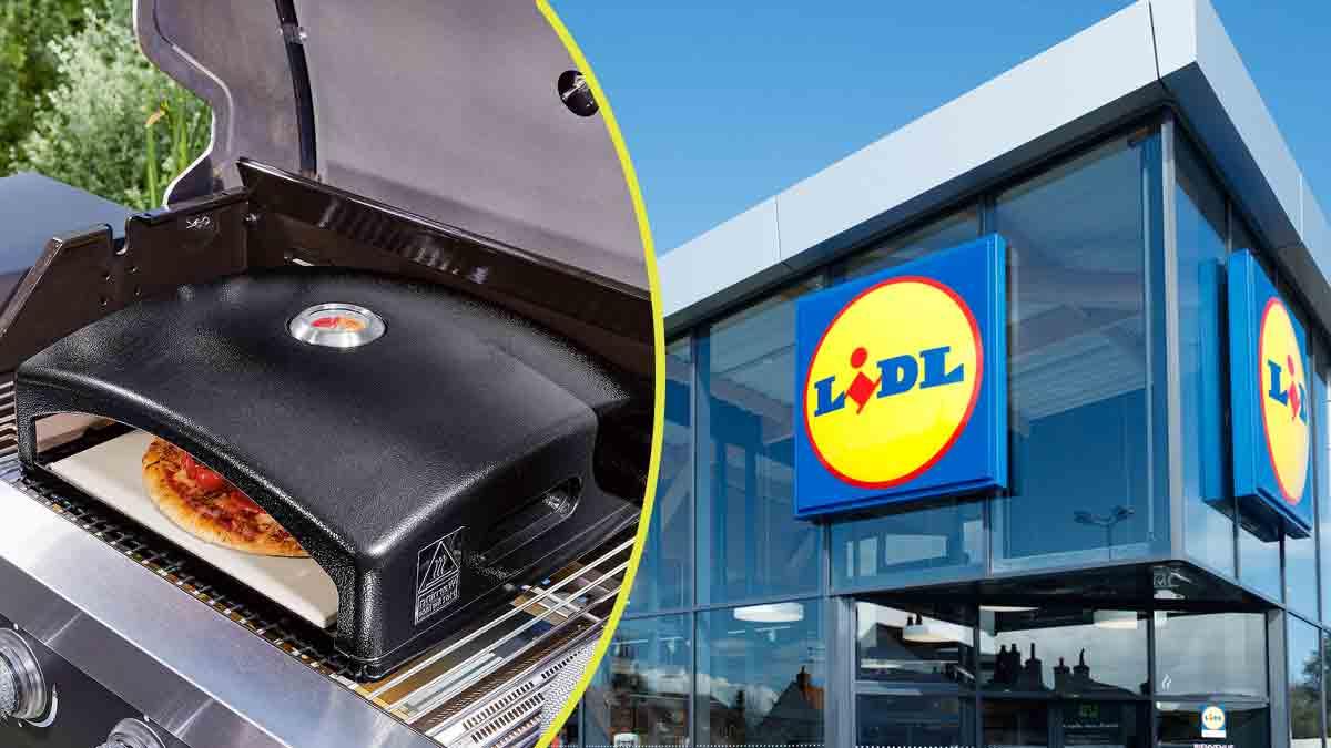 Four à pizza Lidl : Le kit barbecue tendance vendu à petit prix ce 13 mai !