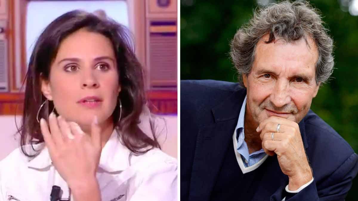 """""""Il m'a embrassé, comme du bon pain"""" : Apolline de Malherbe balance sur Jean-Jacques Bourdin !"""