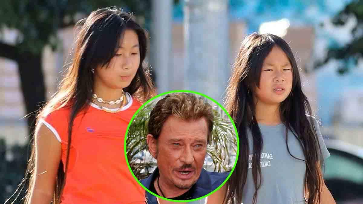 Le rêve de Johnny Hallyday enfin réalisé par ses filles Jade et Joy
