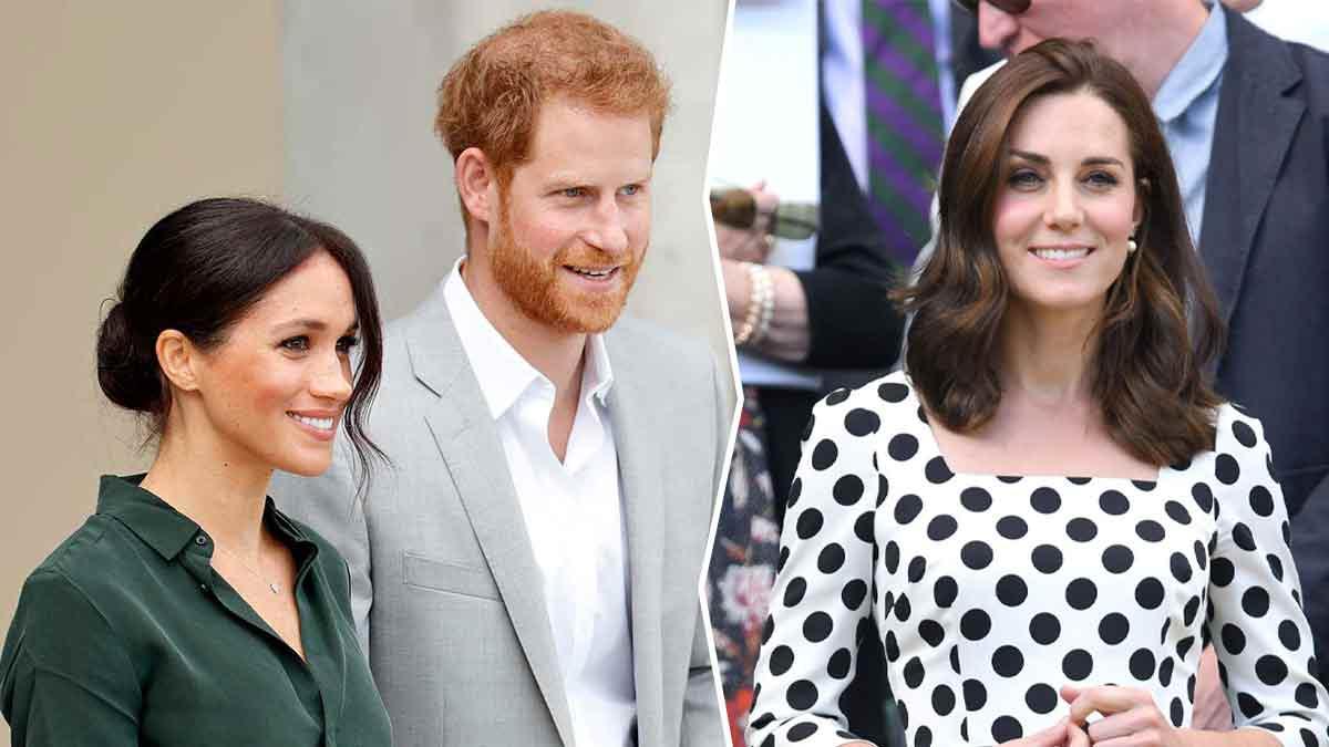 Meghan Markle et Harry : ce qu'ils regrettent face à Kate Middleton